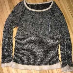 Vintage extra soft knit sweater